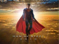 Trailer do novo Super-Homem é divulgado - Filme tem previsão de estreia para junho de 2013