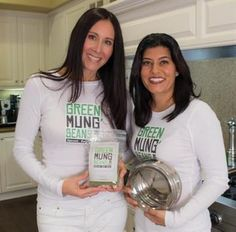 Dr. Nita Tewari and Monica Cohen, two Newport Coast, California moms have created The Green Mung Beans Sprouting Kit designed for sprouting the latest recognized...