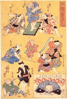 Utagawa Kuniyoshi (via http://livedoor.3.blogimg.jp/karapaia_zaeega/imgs/9/1/91095cfc.jpg )