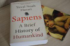 """Resenha """"Sapiens, uma breve história da humanidade"""""""
