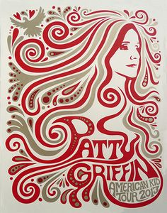 Patty Griffin - American Kid Tour 2013 - by Mishka Westell