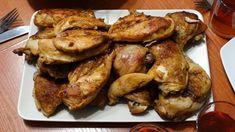 Kurczak pieczony w brytfance
