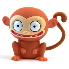 """Toy073 """"Little Yoya"""" by David Horvath from Toy2R (2009) #Toy"""