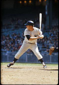 New York Yankees Baseball, Baseball Art, Dodgers Baseball, Ny Yankees, Famous Baseball Players, The Mick, Photo Store, Mickey Mantle, Yankee Stadium