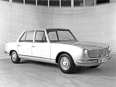 1960 Mercedes-Benz W118/W119 ---Prototype----