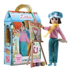 Lottie Dolls are inspired by and based on kids, relatable, empowering toys for girls and boys, celebrating childhood and encouraging kids to be themselves. Steam Art, Most Famous Artists, Boy Doll, Beatrix Potter, Imaginative Play, Young Boys, Creative Kids, Ball Jointed Dolls, Art Dolls