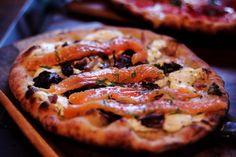 Nolana - Pizza au gravlax