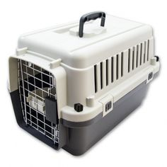 Cage Transport Chien Karlie Flamingo Nomad / http://www.animaux-market.com/cage-transport-chien-61