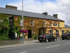 Adare is in County Limerick and is widely regarded as being Ireland's prettiest and most picturesque village.