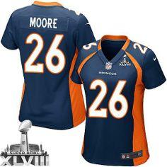 Rahim Moore Limited Jersey-80%OFF Nike Rahim Moore Limited Jersey at Broncos Shop. (Limited Nike Women's Rahim Moore Navy Blue Super Bowl XLVIII Jersey) Denver Broncos Alternate #26 NFL Easy Returns.