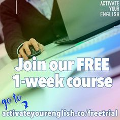 You have 24h to join our FREE course! I'll be more than glad to have you around and see you improve BY LEAPS AND BOUNDS! 😎