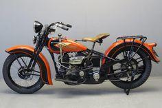 Harley Davidson 1935 VD 1200cc