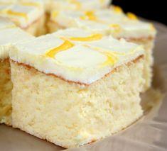 Polish Recipes, Cheesecakes, Food Photo, Vanilla Cake, Cookies, Baking, Impreza, Chef Recipes, Food And Drinks
