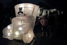 Peter Swan, a PhD student in the Geography Department, writes: The highlight of my research with Pioneer Projects in Bentham has to be experiencing the town's annual lanterns parade, which occurs e…