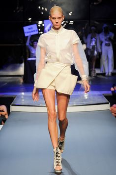 Jean Paul Gaultier | Spring 2014 Ready-to-Wear Collection | Style.com