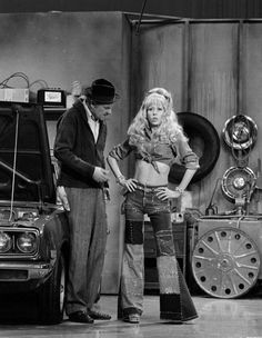 Harvey Kormen & Carol Burnett