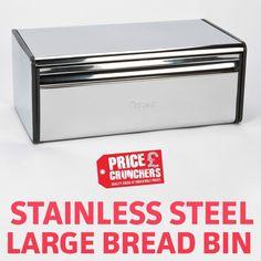 Shabby Chic Kitchen Bread Bin Food Storage Container Fresh Bread