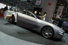 Pininfarina Cambiano - Salone di Ginevra 2012 Live