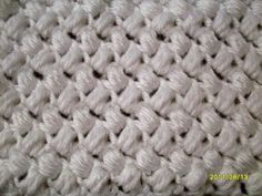 learn to crochet the bean stitch