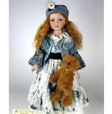 Výsledek obrázku pro sběratelske porcelanove panenky