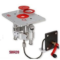 Side Winder router table lift