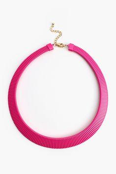 Neon Dreams Collar Necklace