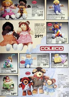Take a look back at the latest and greatest toys from 1986 in this vintage Toys R Us catalog they called the Out of this World Toy Book. Toys R Us catalog: Out of this World Toy Book - 1980s Toys, Retro Toys, Vintage Toys, 80s Girl Toys, Vintage Ideas, 1980s Childhood, My Childhood Memories, Cabbage Patch Kids, Toys R Us Catalogue