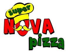 Nuesto logo... Super Nova Pizza