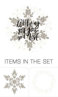 """Merry Christmas"" by reginakos ❤ liked on Polyvore featuring art"