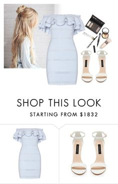 """""""Summer date"""" by caitlyn-365 ❤ liked on Polyvore featuring Alexander McQueen and Borghese"""