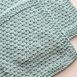 25 different free patterns for knit dishcloths.