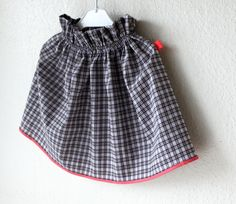 Groovybaby....and mama: Easy Peasy Paperbag Skirt DIY