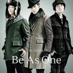 w-inds - Be as One
