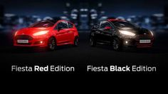 In partnership with Live Creative we produced a launch film for Ford's new limited edition Fiesta 'Red or Black' range.