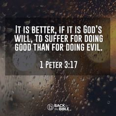 If you are going to suffer make sure you suffer for the right reasons!