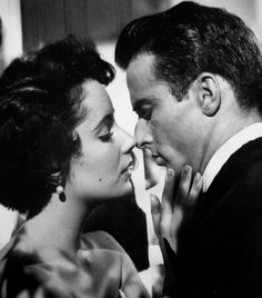 A Place in the Sun - 1951 Montgomery Cliff and Liz Taylor