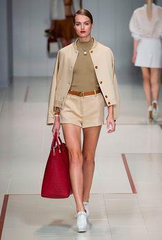 Milan Fashion Week:  Trussardi  spring summer 15