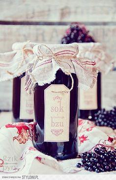 sok z czarnego bzu: www.gzikipyry.pl na Stylowi.pl
