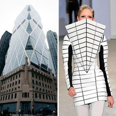 Fashionable Fittings? Wearable Architectural Design Details | Designs & Ideas on Dornob