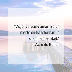Frase de Alain de Bo