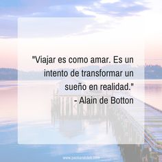 Frase de Alain de Botton
