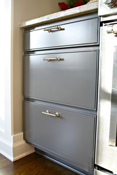 How to paint your cabinets yourself and get that professional factory finish