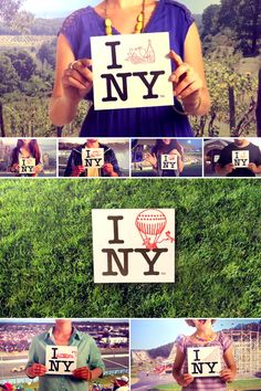 New York loses the heart but not the love. A crowdsourced revamp of the I Heart NY campaign