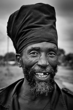 rastafari in the township of Elandsdoorn, South Africa