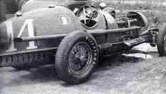 Alfa Romeo - Vanderbilt Cup, Roosevelt Raceway (1937)