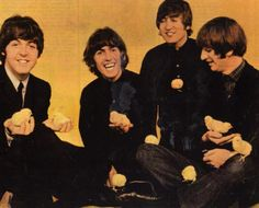 The Beatles ( duh... 'chick' / 'bird' magnets!)