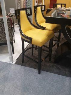 Bar stool from Mandy Li #bdny