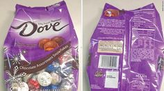 Dove chocolate recalled over allergy threat/money.cnn.com