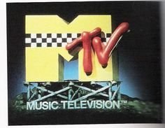 MTV Logo - Taxi by Pat Gorman and Frank Olinsky of Manhattan Design Mtv, Billy Ocean, Music Pics, Retro Waves, Retro Aesthetic, Logos, Projects, Kids, Painting