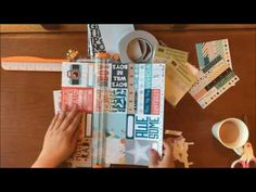 Kitaholic Kits - June Kits - Project Life process video with Katie
